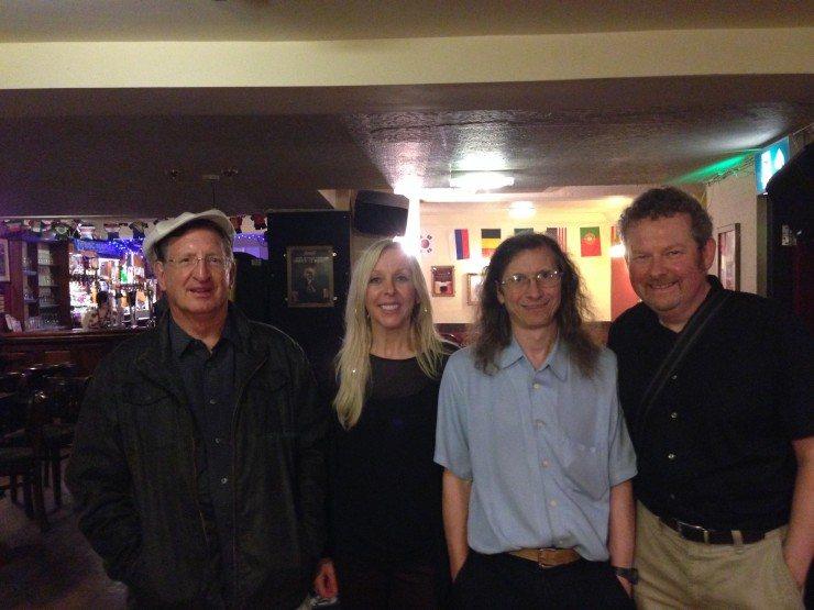 The Bohop Trio Stone Jazz Club